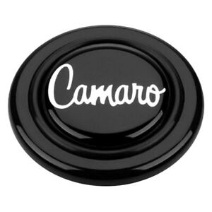 Grant Signature Style Horn Button W Camaro Emblem
