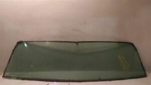 Back Glass Without Heat For 67 69 71 Ford Thunderbird 2 Door