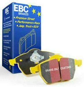 Ebc Brakes Yellowstuff Pads dp41671r front