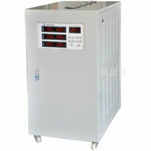 Jl13010 10kva 1 Phase In 3 Phase Out Ac Variable Frequency Power Source
