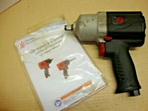 Chicago Pneumatic Cp7749 1 2 drive Air Impact Wrench