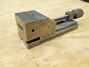 Machinists Grinding Vise 2 1 4 Jaws