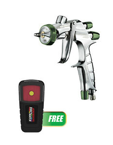 Iwata 5935l Ls400 Entech 1 3 Spray Gun W Free Exact Match Led Pocket Light