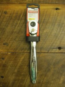 Craftsman 3 8 Drive Ratchet 84 Tooth Thin Profile 44995 Fully Polished