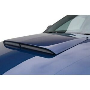 For Ford Mustang 2005 2009 3d Carbon 691017 Unpainted Hood Scoop Unpainted