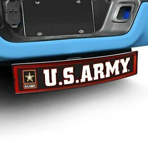 Fanmats 21818 Military Light Up Hitch Cover W U s Army Logo For 2 Receivers