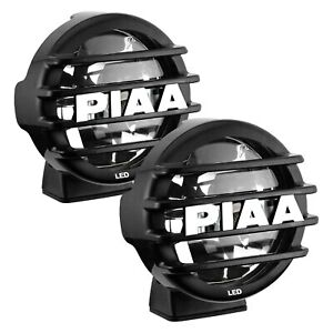 Piaa 05572 Lp 550 Sae 5 2x14w Round Driving Beam Led Lights