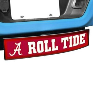 Hitch Cover Light Up College Hitch Cover W University Of Alabama W Roll Tide