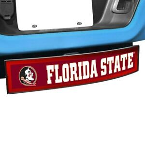 Light Up College Hitch Cover W Florida State University Logo For 2 Receivers