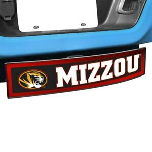 Hitch Cover Light Up College Hitch Cover W University Of Missouri W Mizzou Logo