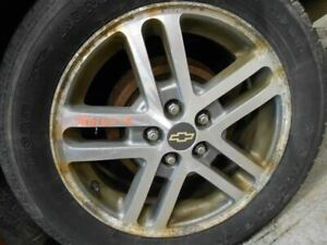 Wheel 16x6 Aluminum 10 Spoke Brushed Opt Pfd Fits 02 05 Cavalier 873377