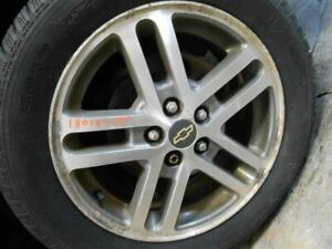 Wheel 16x6 Aluminum 10 Spoke Brushed Opt Pfd Fits 02 05 Cavalier 873379