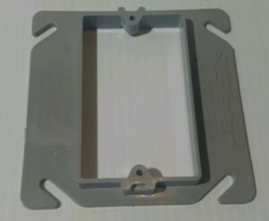 Pass Seymour Legrand Rc 1 Single Gang Device Cover For 4 Square Box