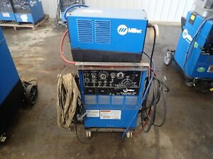 Miller Syncrowave 250 Tig Welder With Cool Mate 3