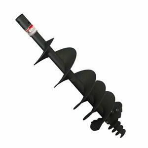 Ranchex 100501 12 Heavy Duty Auger Medium Black
