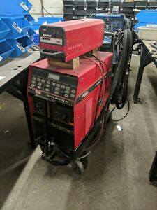 Tig Welder Lincoln Squarewave 255