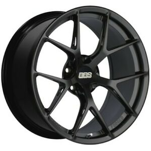 Bbs Wheels Rim Fir 19x10 5 5x120 Et35 Cb72 5 Black Satin