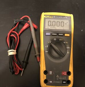 Fluke 175 Digital Multimeter Free Shipping