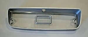 Nos 71 4 Charger Right Park Light Lens 3514272 Mopar Dodge 71 72 73 74 1971 1972