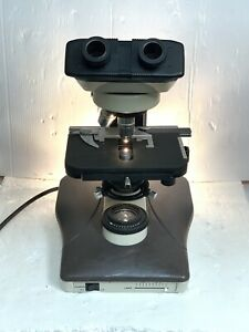 Nikon Labophot 2 Microscope With Objectives 12841
