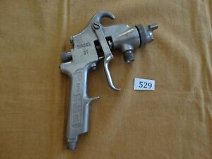 Binks Model 37 Paint Spray Gun No Cup