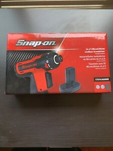 Snap On Cordless Screwdriver 14 4
