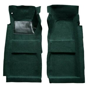 For Ford Thunderbird 67 Carpet Standard Replacement Molded Moss Green Complete