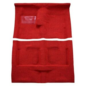 For Plymouth Fury 62 64 Carpet Standard Replacement Molded Red Complete Carpet