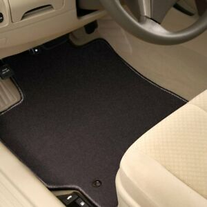 For Mitsubishi Sigma 89 90 1st Row Mink Carpeted Floor Mats