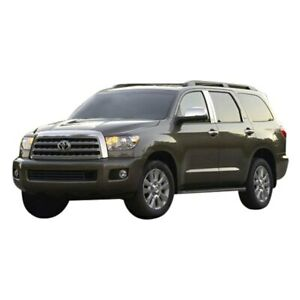 For Toyota Sequoia 2001 2006 Marquee Polished Pillar Posts