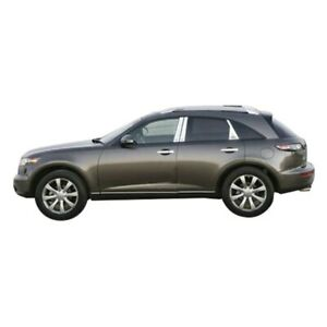 For Infiniti Fx37 2013 Marquee Polished Pillar Posts