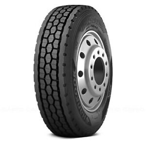 Hankook Set Of 4 Tires 42x11r22 5 L Dl11 All Season Commercial hd