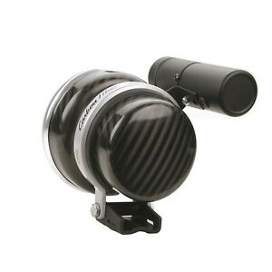 Autometer 2155 Solutions Mounting Cup For Tachometer Made Of Carbon Fiber
