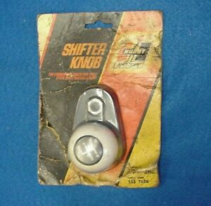 Nos Vintage Hurst 4 Speed Shifter 3 Shift Knob 3 8 16 Amc Chevy Ford Mopar