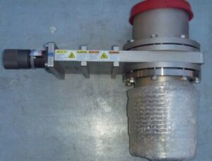 Presys High Vacuum Manual Gate Valve Iso160 V21 m 160 13 001 b00 8 Bellow