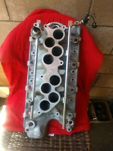 Ford Gt 40 No Egr Type Lower Intake Manifold With Returnless Fuel Rail