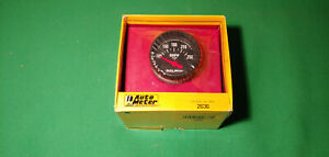Autometer 2636 Z series 2 1 16 Differential Temp Temperature Gauge Gage