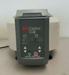 Iec Centra Cl2 Centrifuge With Rotor And Buckets