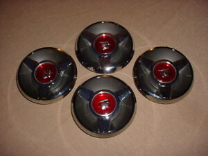 Ford Oem 1967 1970 Mercury Cougar Hub Cap Wheel Cover Ornament Spinner Mint