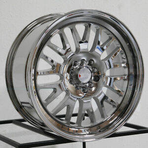 19x8 5 Xxr 531 5x112 5x120 35 Platinum Wheels Rims Set 4