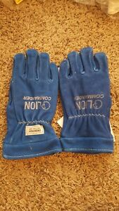 Lion Commander Structural Fire Firefighter Gloves Large Fdny Issue
