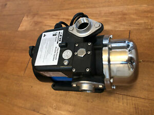Flint Walling Vp05 Booster Pump 1 2 Hp 1 phase 115v 6a