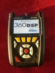 Trilithic 360dsp Cable Meter Signal Tester 360 Dsp