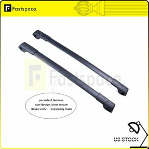 Fit For 2014 2018 Subaru Forester Top Roof Rack Luggae Carrier Cross Bars 2pcs