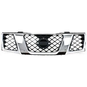 Grille For 2005 2008 Nissan Frontier 2005 2007 Pathfinder Plastic