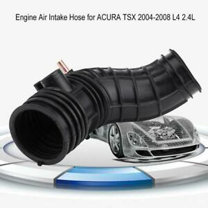 Engine Air Intake Hose Tube For Acura Tsx 2004 2008 L4 2 4l Aih551078h Usa Stock
