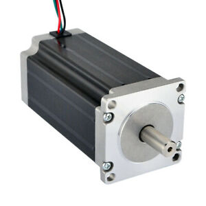 Stepper Motor Nema 23 Bipolar 3nm 425oz in 3 5a Cnc Router 4 Wires