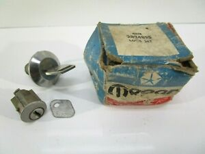 Nos Mopar Cylinder And Key Package Dodge Plymouth Truck