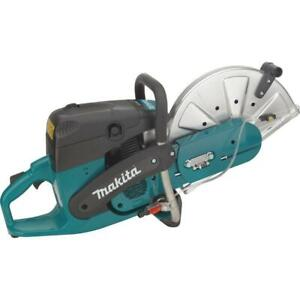 Makita 5 1 Hp 73cc 14 In Gas Saw Cutter 5 Stage Filtration Ek7301 Power Tool New