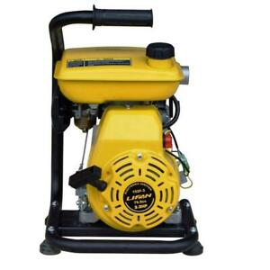 Stanley 3 Hp Non submersible 1 In Displacement Water Pump Gas Engine Portable